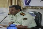 معاون اجتماعی انتظامی کردستان/کسب رتبه برتر در زمینه کشف جرائم