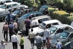 قیمت خودرو به زیر نرخ کارخانه رسید/رکود شدید در بازار