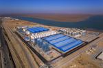 بزرگترین کارخانه روغن کشی خاورمیانه در بندر امام خمینی ( ره) افتتاح شد