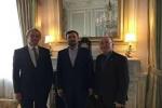 غریبآبادی در دیدار با نمایندگان انگلیس: کشورهای اروپایی در برابر یکجانبهگرایی آمریکا بایستند