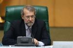 لاریجانی: نظارتها و برخورد قانونی باید مانع از احتکار کالا شود