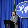 قاسمی اعلام کرد تلاش ناموفق تعداد اندکی معاند ضد ایرانی برای تعرض به سفارت ایران در پاریس