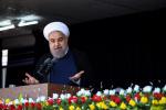در ورزشگاه شهید چمران خوی روحانی: نفتمان را خواهیم فروخت