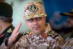 رئیس ستاد کل نیروهای مسلح: در مقابل تجاوز به منافع کشور، دست روی دست نخواهیم گذاشت