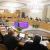 در جلسه هیأت دولت انجام شد؛ بررسی زمینههای توسعه همکاری در آستانه سفر روحانی به عراق