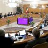 رئیس جمهور در جلسه هیات دولت: با کمک هم خرابیهای سیل را بهتر از گذشته خواهیم ساخت