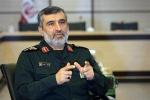 سردار حاجی زاده: به جای پهپاد میتوانستیم هواپیمای آمریکایی با 35 سرنشین را ساقط کنیم