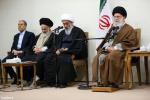 رهبر انقلاب در دیدار اعضای ستاد کنگره دو هزار شهید استان بوشهر: کاری کنید روحیه جهاد و مقاومت راه قطعی نسلهای پی در پی شود