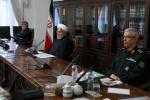 در جلسه ستاد ملی مبارزه با کرونا/ روحانی: باید برای رفع مشکلات کادر درمانی تلاش شود/ از مسافرتهای غیرضروری پرهیز شود