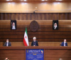 در مراسم افتتاح چندین طرح ملی/ رئیس جمهور: همیشه یار مظلومان و یار ملت فلسطین هستیم