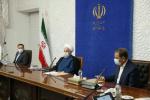 روحانی در جلسه ستاد هماهنگی اقتصادی دولت: هدف تحمیل جنگ اقتصادی، هیجان زدگی و بیبرنامگی در مدیریت کشور است