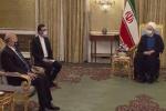 روحانی در دیدار وزیر امور خارجه عراق: حضور نیروهای مسلح آمریکایی را به ضرر امنیت و ثبات منطقه میدانیم