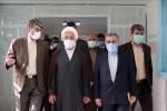 بازدید سرزده رئیس قوه قضاییه از زندان رجاییشهر/دستورات اژهای برای بهبود وضعیت زندانها