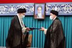 رهبر معظم انقلاب اسلامی: با مردم صادقانه حرف بزنید/ با فساد و مفسد بیامان مبارزه کنید