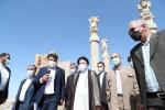 رئیسی: بناهایی نظیر تخت جمشید نشانه هنر والای ایرانیان است